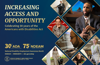 Increasing Access and Opportunity For Those With Disabilities