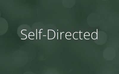 Choosing Self-Directed Services