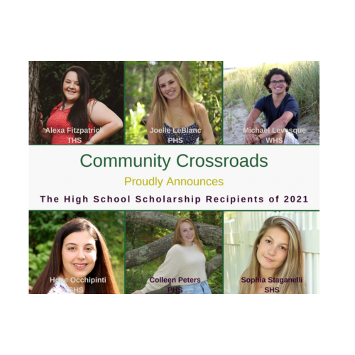 Meet Our 2021 Scholarship Recipients