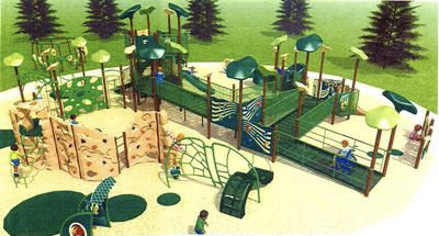Why Playgrounds Need To Be Accessible & Inclusive To All